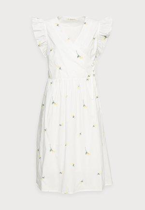 FINKI DRESS - Day dress - snow white