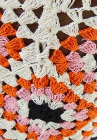 Bershka - Jumper dress - orange - 5