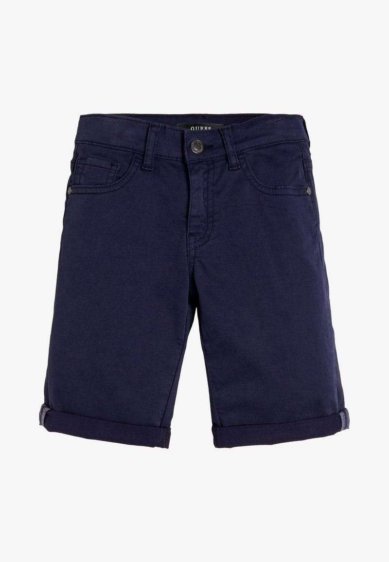 Guess - Jeansshort - dark blue
