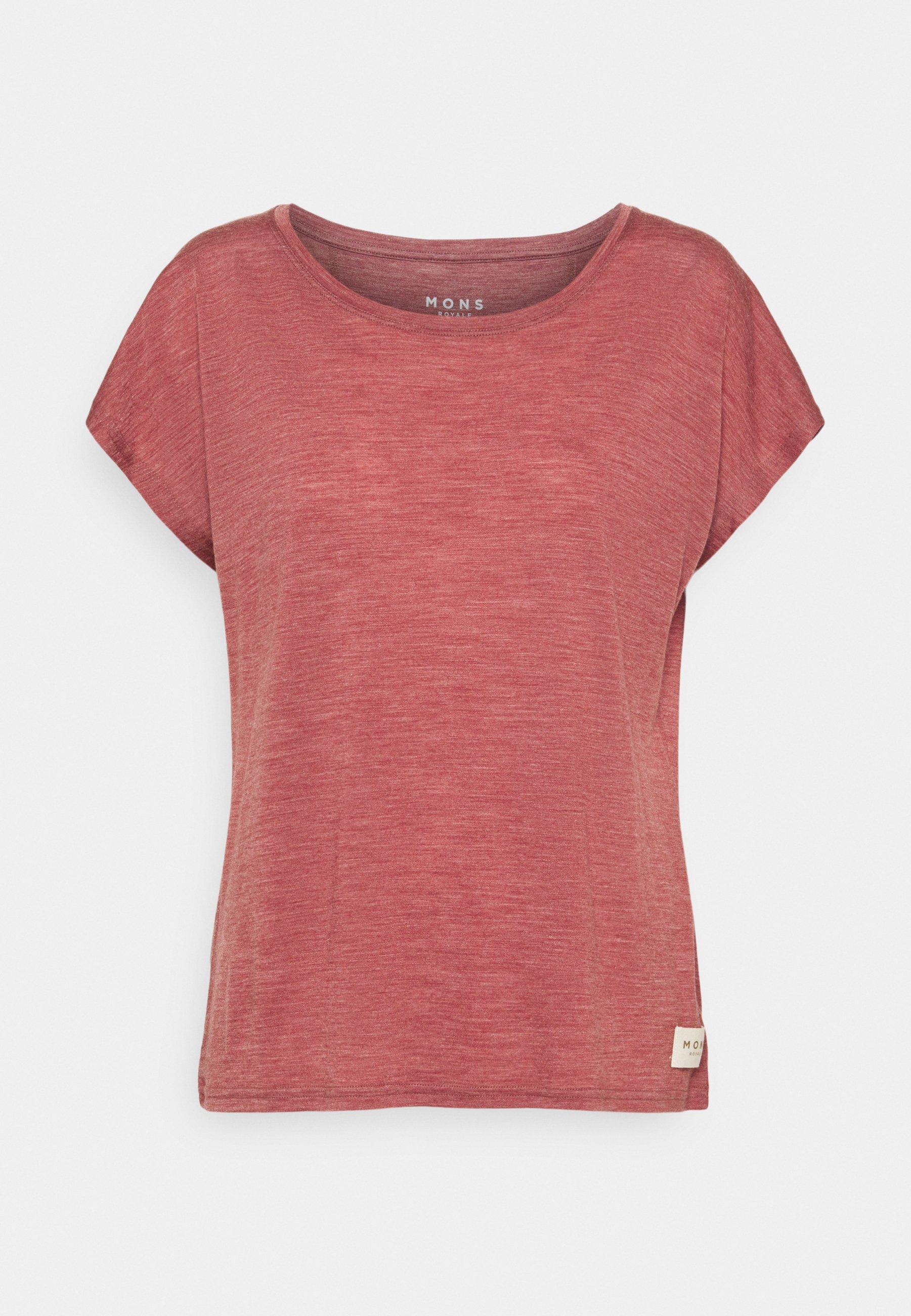 Femme ESTELLE CAP TEE - T-shirt imprimé