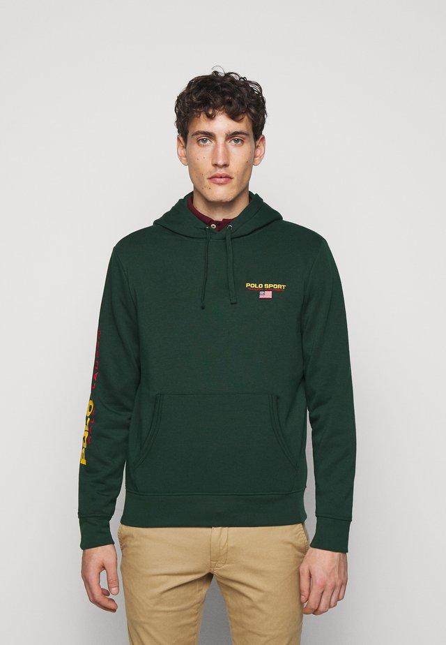 Hoodie - college green