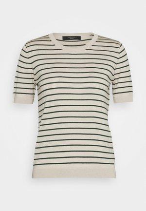 CAIRO - Basic T-shirt - dunkelgrün