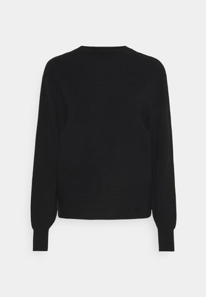 JILLI - Jumper - black