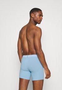 Calvin Klein Underwear - BOXER BRIEF 3 PACK - Pants - blue - 1