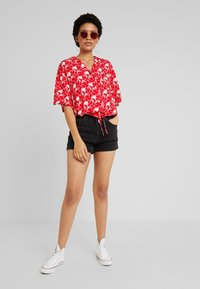 Levi's® - PALOMA SHIRT - Button-down blouse - red - 1