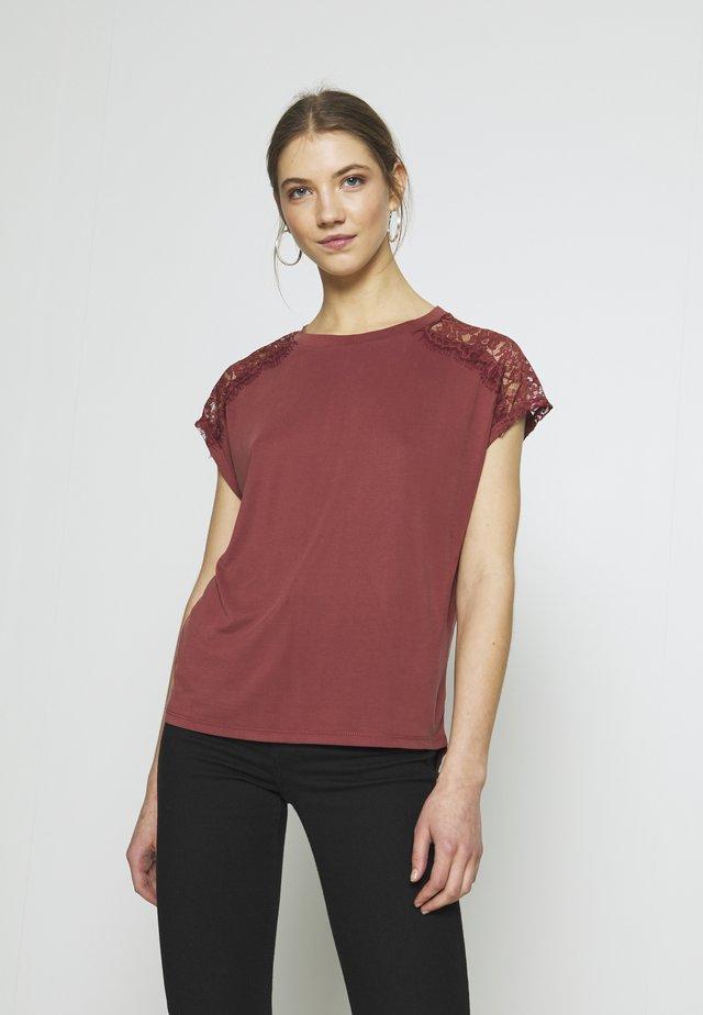 ONLFFREE  - Camiseta básica - apple butter