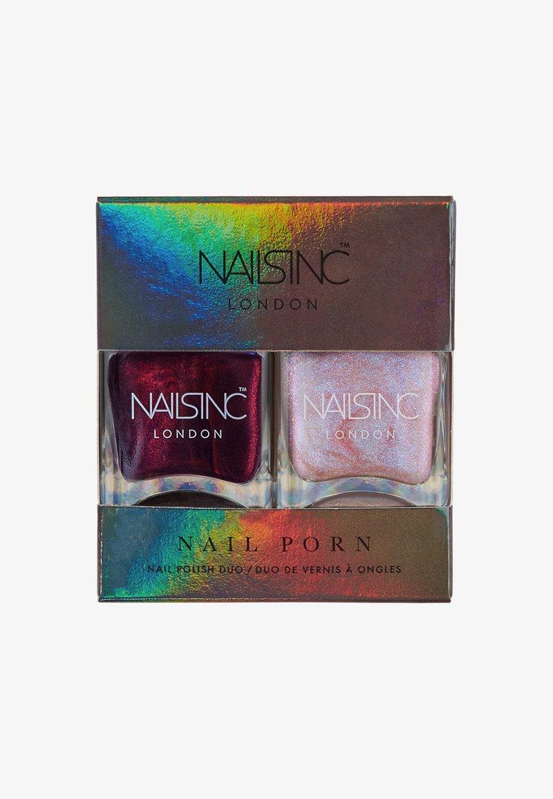 Nails Inc - TREND DUO - Set pour les ongles - 10741 nail porn