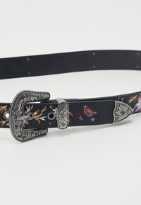 Desigual - BELT BETTERLIFE - Belt - black - 2