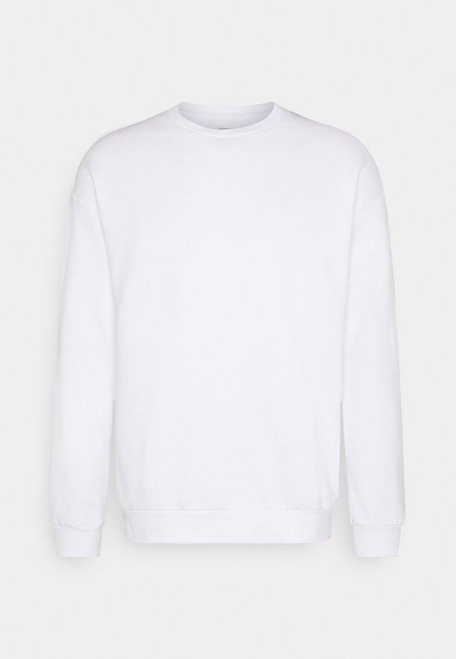 UNISEX - Sweatshirts - white