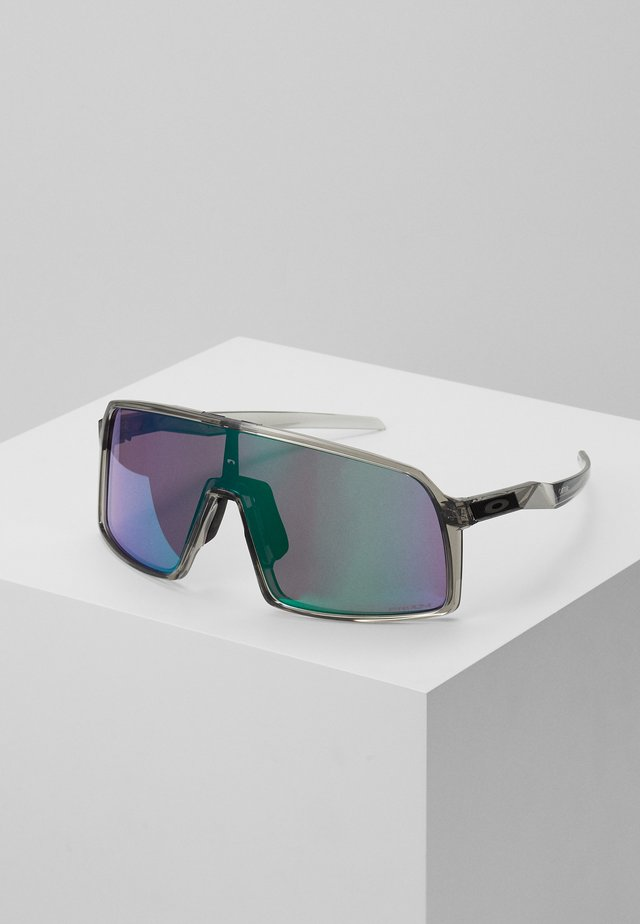 SUTRO UNISEX - Sports glasses - grey ink/jade