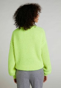 Oui - Jumper - safety yellow - 2