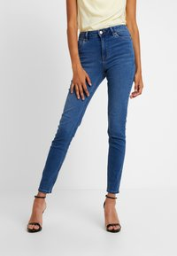 New Look - Jeans Skinny Fit - mid blue - 0