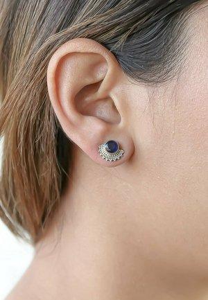 SHADOW - Earrings - dark blue