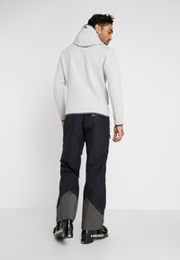 Norrøna - LOFOTEN GORE-TEX INSULATED PANTS - Spodnie narciarskie - caviar - 2