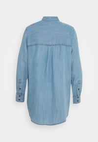 Marks & Spencer London - RELAXED - Overhemdblouse - blue denim - 1