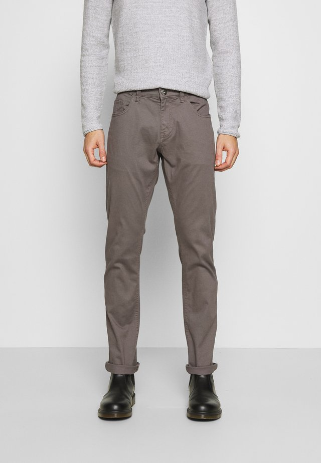 ALLAN - Kalhoty - grey