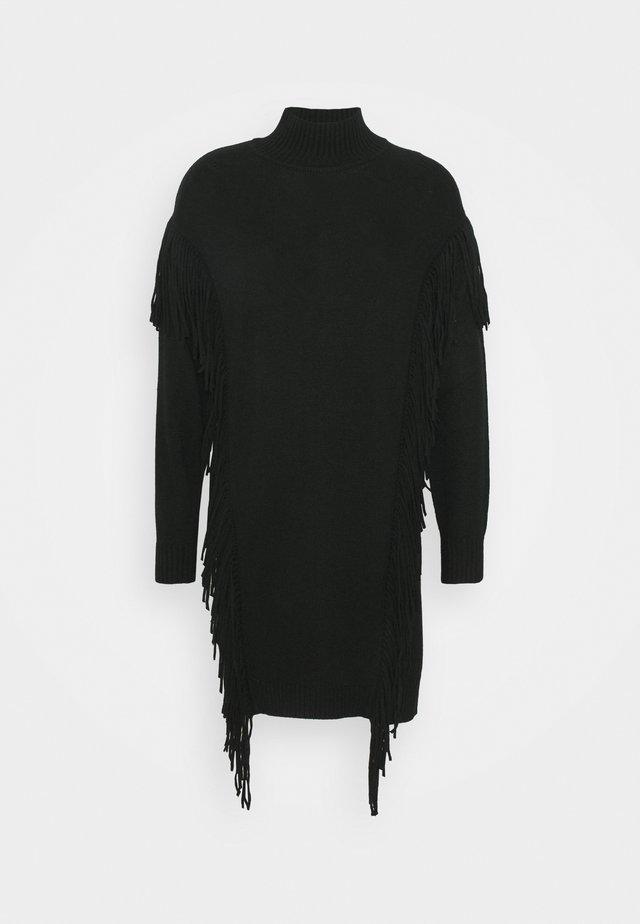 MIRAGGIO  - Robe pull - black