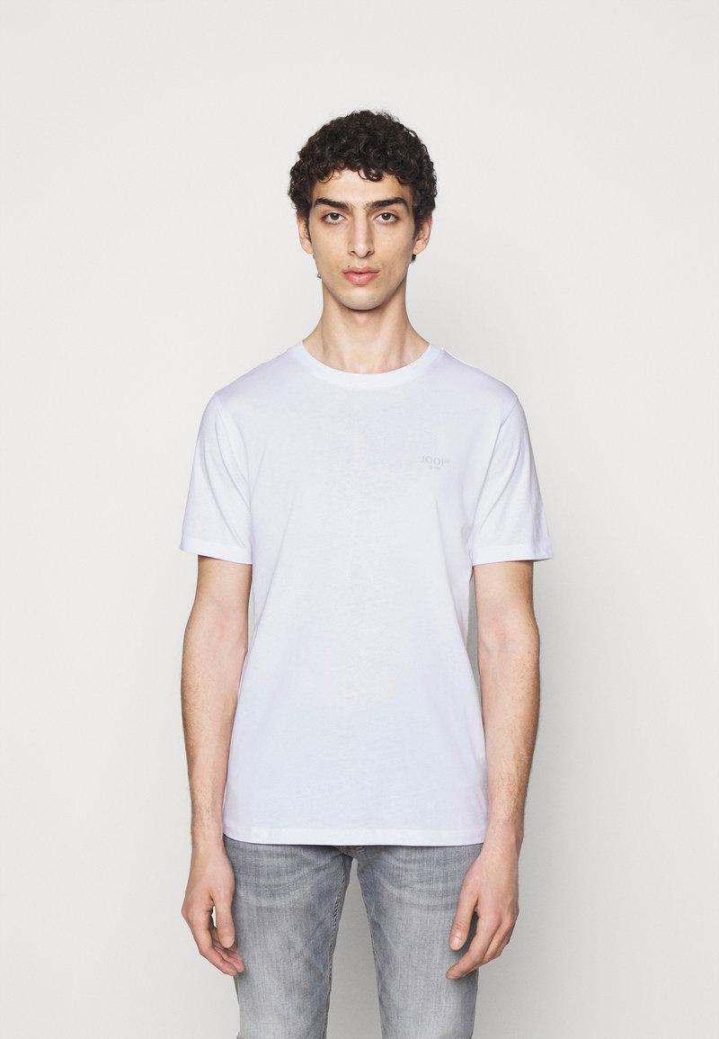 JOOP! Jeans - ALPHIS - T-shirt basic - weiß