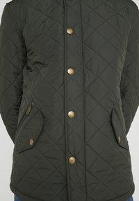 Barbour - POWELL - Light jacket - sage - 3