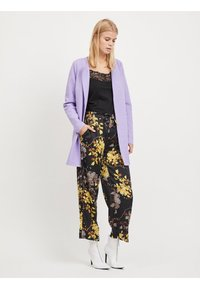 Vila - VINAJA NEW LONG JACKET - Summer jacket - lilac - 1