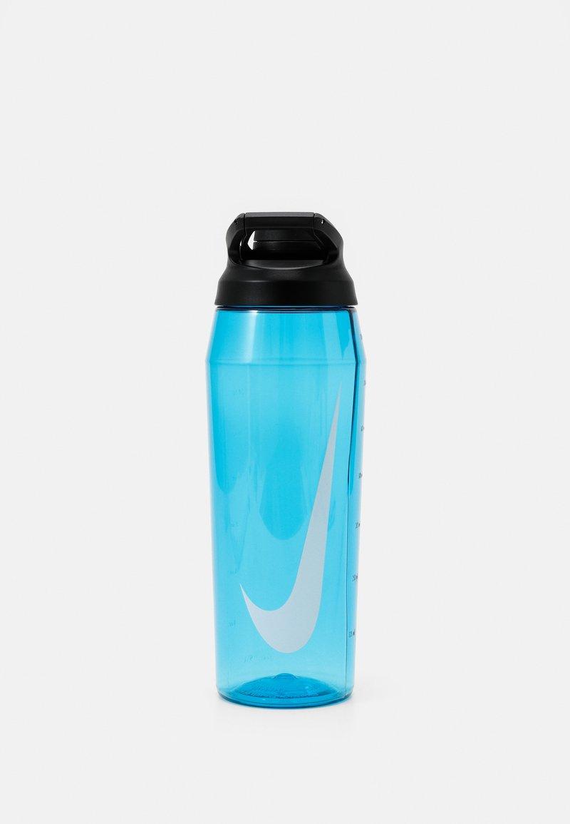 Nike Performance - HYPERCHARGE CHUG BOTTLE - Drink bottle - blue fury/anthracite/white