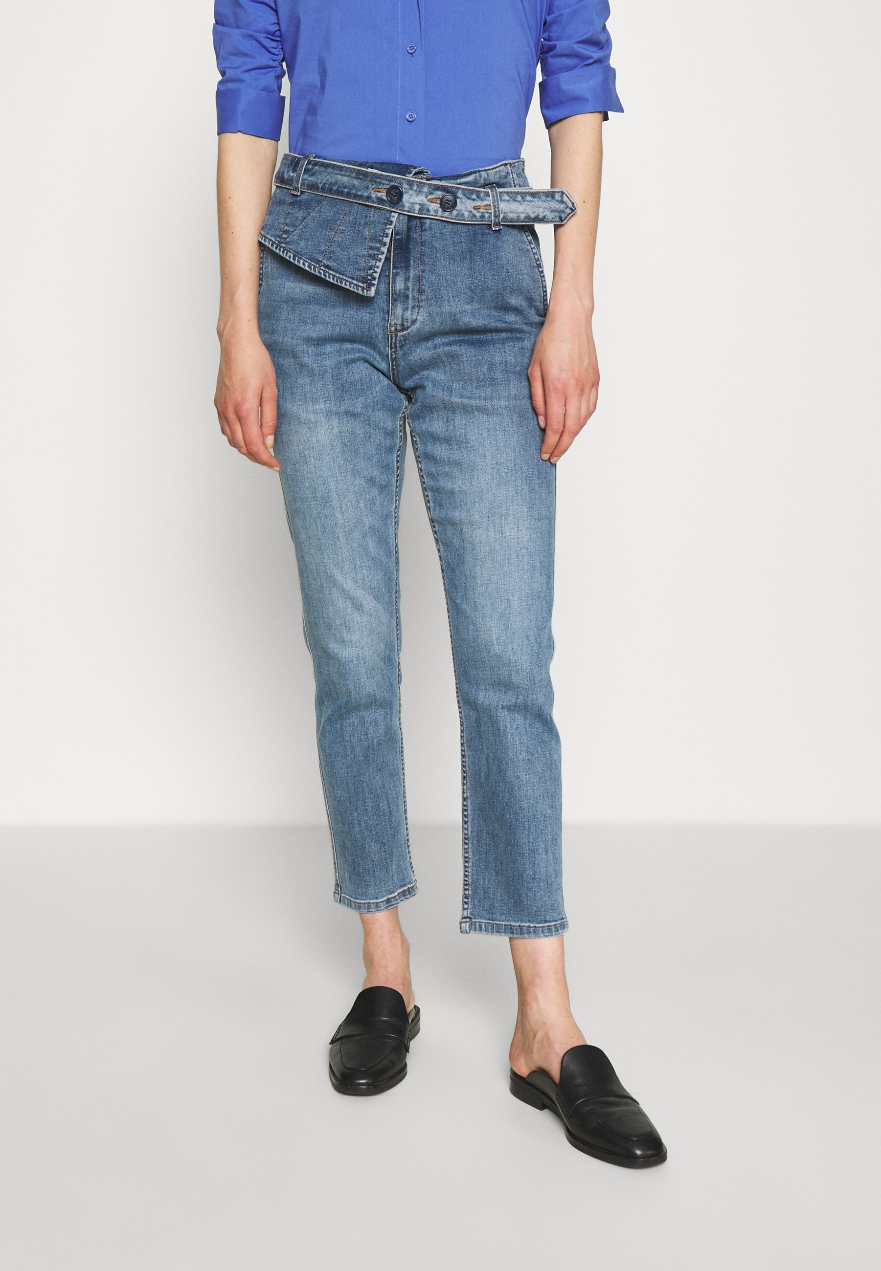 Women CAROLYNE FASHIONISTA PANTS - Jeans Tapered Fit