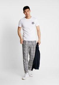 FoR - TROUSER - Kalhoty - grey - 1