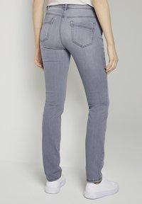 TOM TAILOR - Slim fit jeans - grey denim - 2