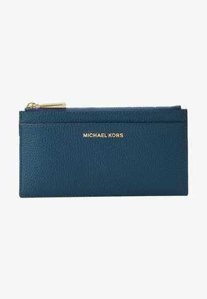 JET SLIM CARD CASE - Monedero - dark cyan