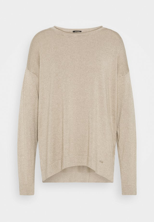 1/1 SLEEVE - Maglione - camel