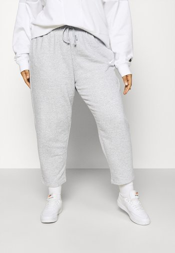 Pantalon de survêtement - dk grey heather