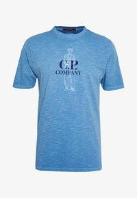 C.P. Company - Print T-shirt - riviera - 6