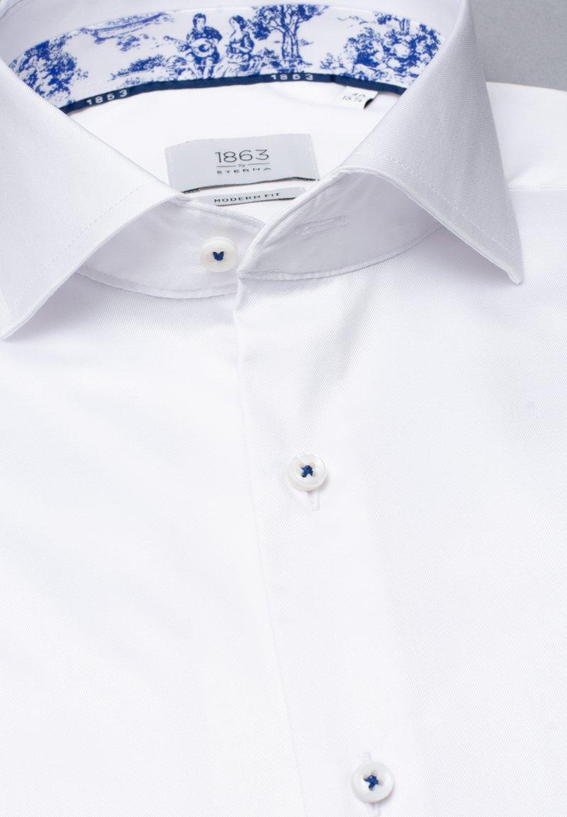 Eterna MODERN FIT - Businesshemd - weiß mO8RAj