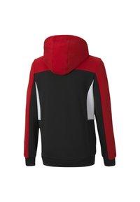 Puma - SCUDERIA FERRARI  - Zip-up hoodie - rosso corsa - 1