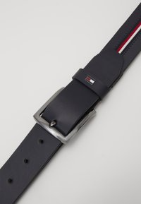 Tommy Hilfiger - DENTON WEBBING INLAY - Cinturón - blue - 2