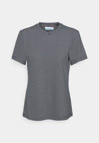FIRWOOD CAMP - Print T-shirt - black/white