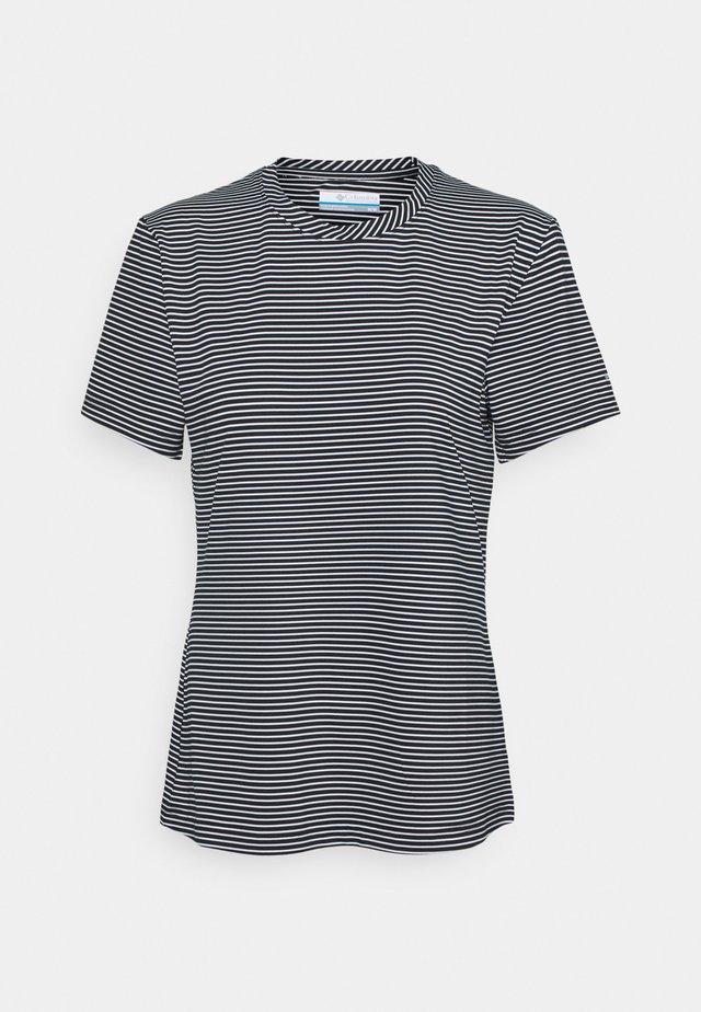 FIRWOOD CAMP - T-shirt imprimé - black/white