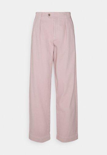 MAWSON - Trousers - icy verbena