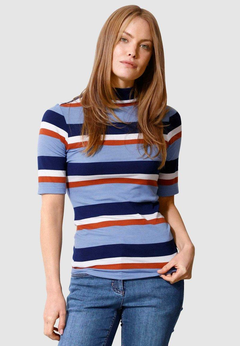 Laura Kent - Print T-shirt - marineblau