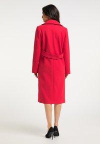 faina - Classic coat - rot - 2