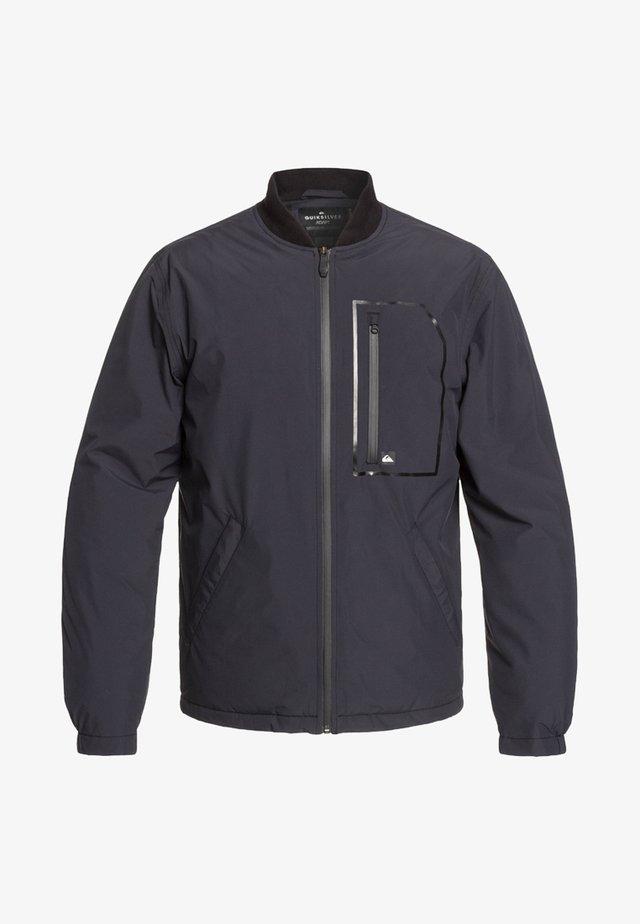 HARRISON - Waterproof jacket - black
