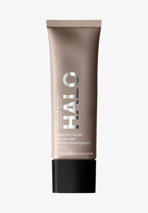 HALO HEALTHY GLOW ALL-IN-ONE TINTED MOISTURIZER SPF25  - Tinted moisturiser - 5 light medium