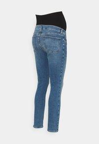 Anna Field MAMA - Skinny džíny - light blue denim - 1