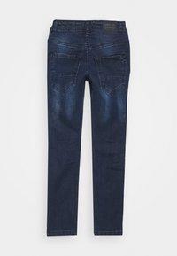 Staccato - SKINNY TEENAGER UNISEX - Jeans Skinny Fit - dark blue denim - 1