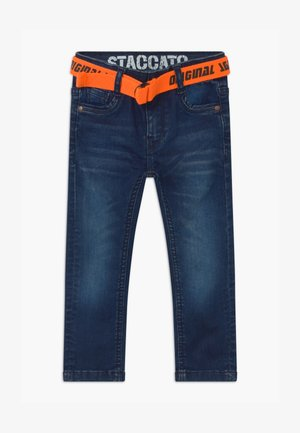 KID - Slim fit jeans - dark blue denim