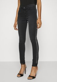 Replay - LUZIEN - Jeans Skinny Fit - dark grey - 0