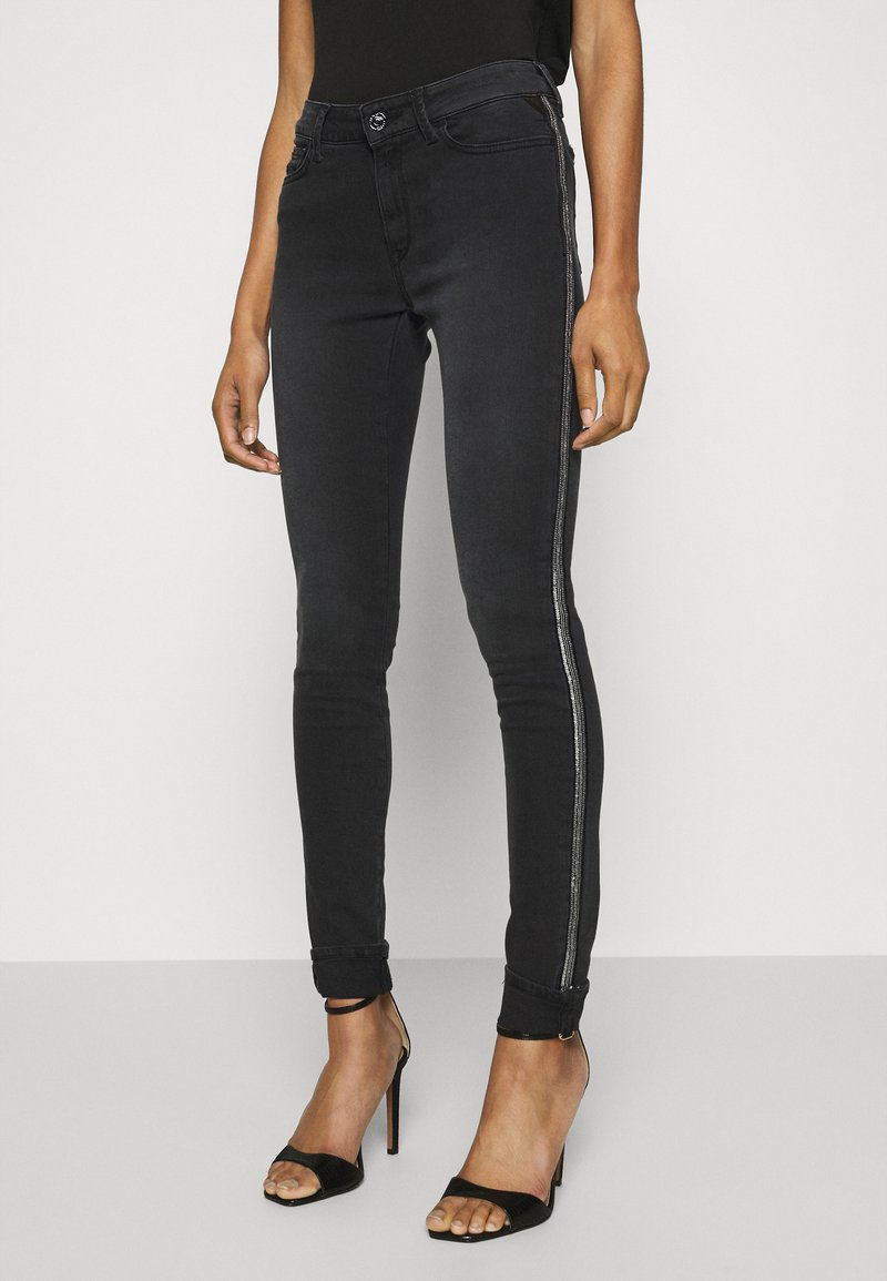 Replay - LUZIEN - Jeans Skinny Fit - dark grey