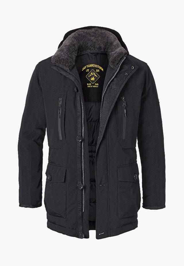 BOTULFR - Outdoor jacket - schwarz