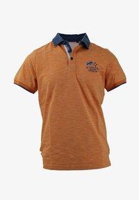 New Zealand Auckland - TE POI - Polo shirt - vivid orange - 0