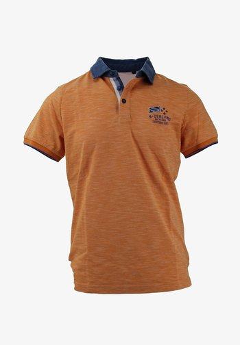 TE POI - Polo shirt - vivid orange
